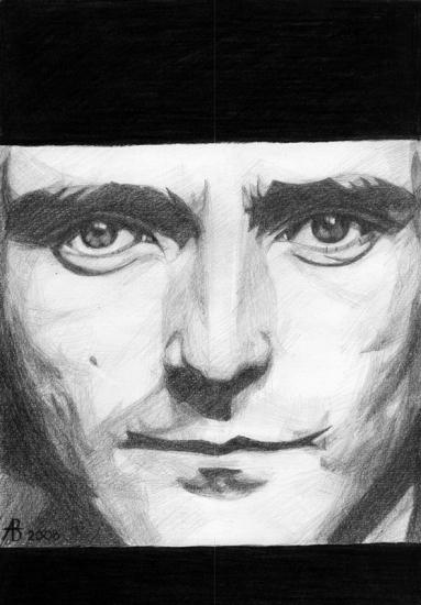 Phil Collins by volkov